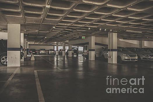 Patricia Hofmeester - Underground parking