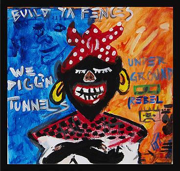 Underground Rebel by Kim Bell Jr