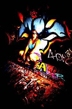 Cindy Nunn - Underground World