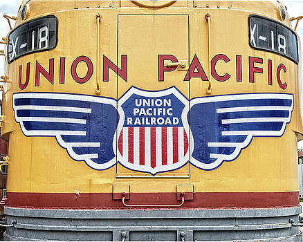 Union Pacific Logo by Emily Kay