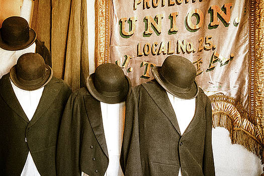 Union Vintage Clothing by Steven Bateson