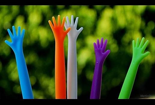United  colours by Marija Djedovic