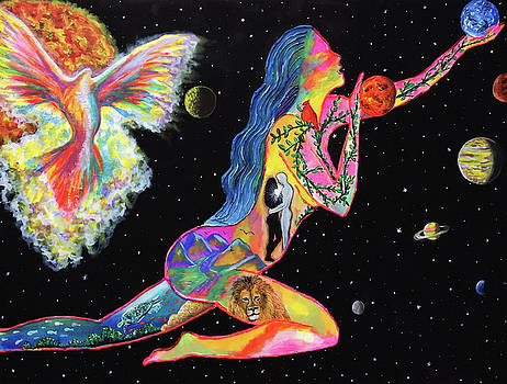 Universal Love by Jacqueline Martin