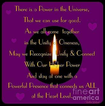 Universal Power by Bobbee Rickard