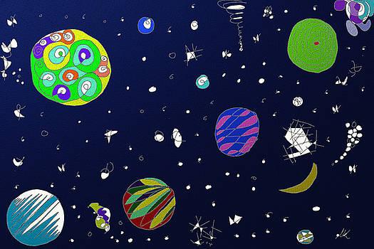 Universe by Agnes Karcz