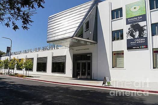 Wingsdomain Art and Photography - University of California Berkeley Art Museum Pacific Film Archive DSC4609