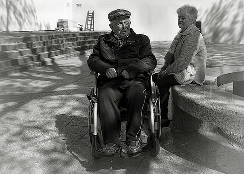 Until death do us part by Michel Verhoef