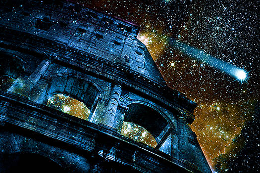 Until The Last Star Falls by Aurelio Zucco