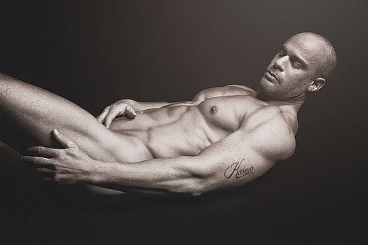 Sensual Male 2 by Marcin and Dawid Witukiewicz