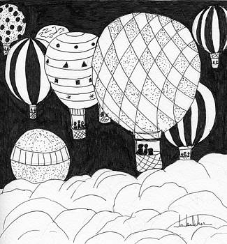 Up and Away by Lou Belcher