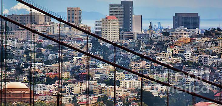 Chuck Kuhn - Up Close San Francisco