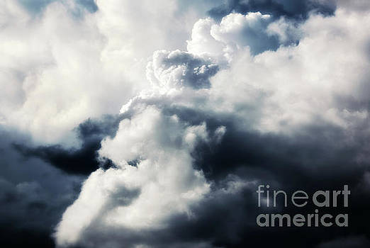 Up In The Clouds by Janie Johnson