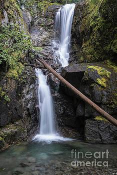 Rod Wiens - Upper Bosumarne Falls