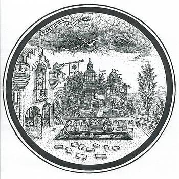 Upper Castleburg by Bill Perkins
