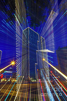 Urban Abstract by Greg Kopriva