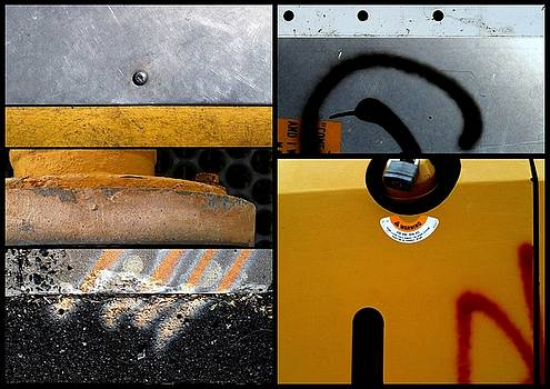 Marlene Burns - Urban Abstracts Compilations