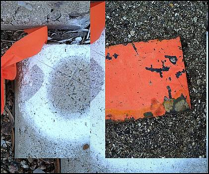 Marlene Burns - Urban Abstracts Seeing Double 14