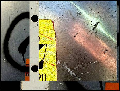 Marlene Burns - Urban Abstracts Seeing Double 22