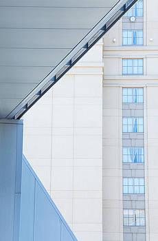 Karol Livote - Urban Building Abstract