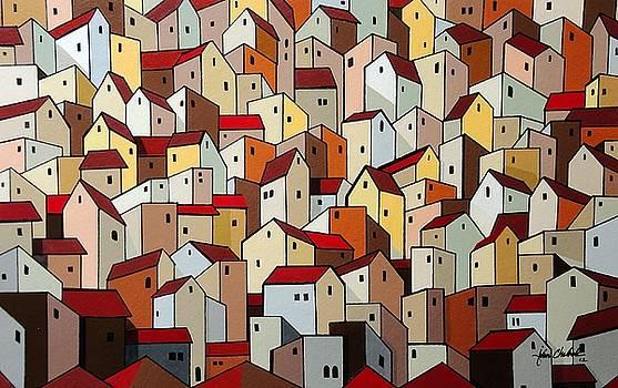 Urban Crowding by John Chehak