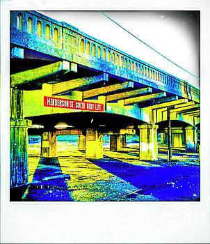 Urban Landscape Grunge by Greg Kopriva