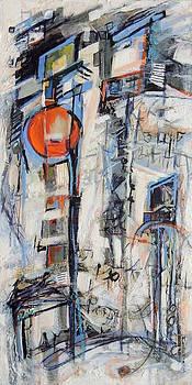 Urban Street 1 by Mary Schiros