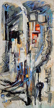 Urban Street 2 by Mary Schiros