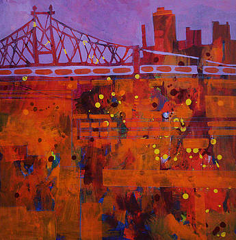 Urbanscape 8 by Lynn Millar