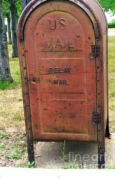 Us Mail by Michael Krek
