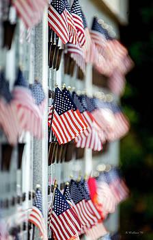 US Naval Academy Columbarium Memorial by Brian Wallace