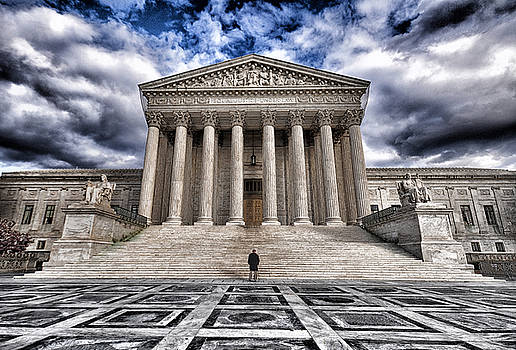 U.S. Supreme Court  by Boyd Alexander