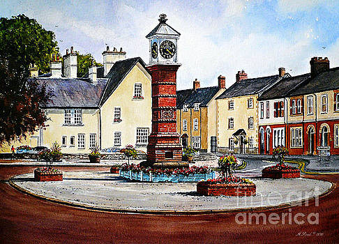 Usk Square by Andrew Read