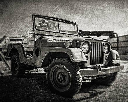 USMC Jeep cropped by Emily Kay