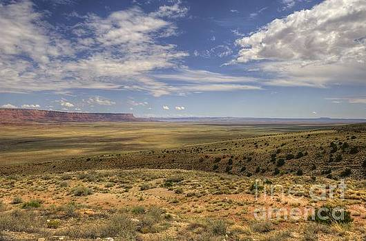 Rod Wiens - Utah Sky