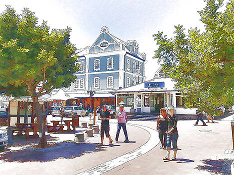 V and A Waterfront Cape Town by Jan Hattingh
