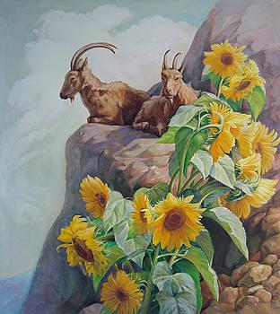 Vacation in the Rocky Mountains by Svitozar Nenyuk