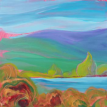 Valley Morning 25 by Pam Van Londen
