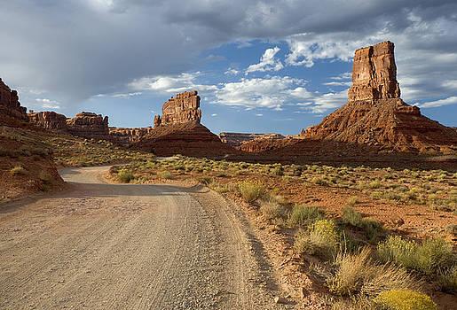 Valley of the Gods Utah by Bryan Allen