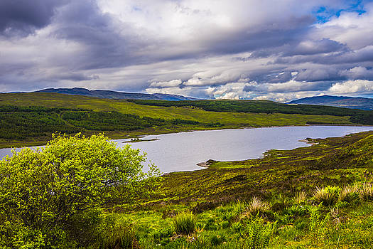 Valley of the Loch by Steven Ainsworth
