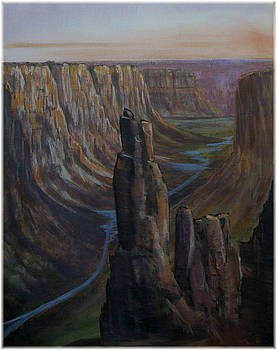 Valley of the Shadow of Death by Kenneth McGarity