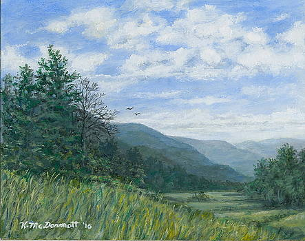 Valley View by Kathleen McDermott