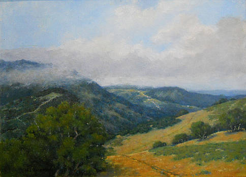 Valley View by Marv Anderson