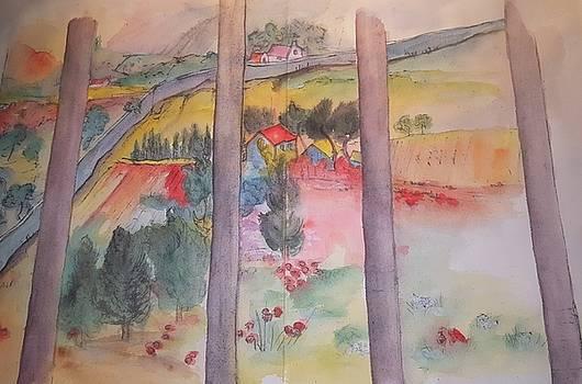 Van Gogh's France  album by Debbi Chan