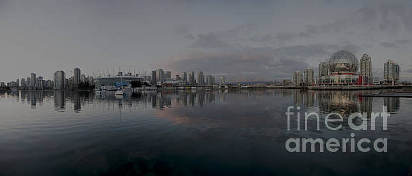 Rod Wiens - Vancouver Waterfront
