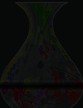Vase by Hema Rana