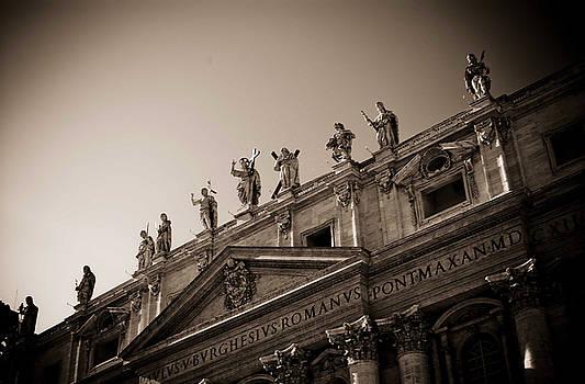 Vatican by Paul Jarrett