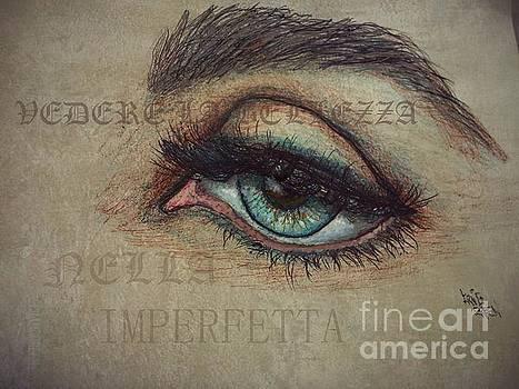 Vedere La Bellezza Nella Imperfetta by Craig Green