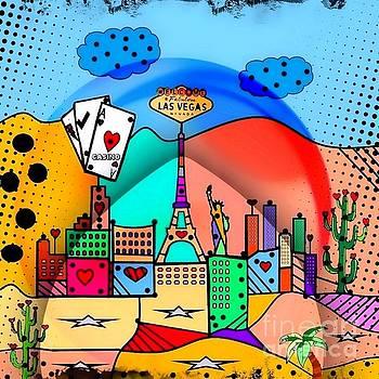Vegas by NICO BIELOW by Nico Bielow