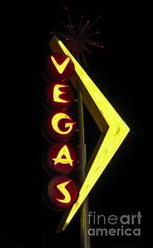 John Malone - Vegas Neon Sign