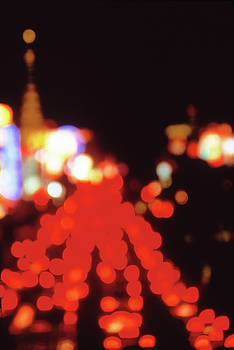 Vegas Paris by Mary McGrath